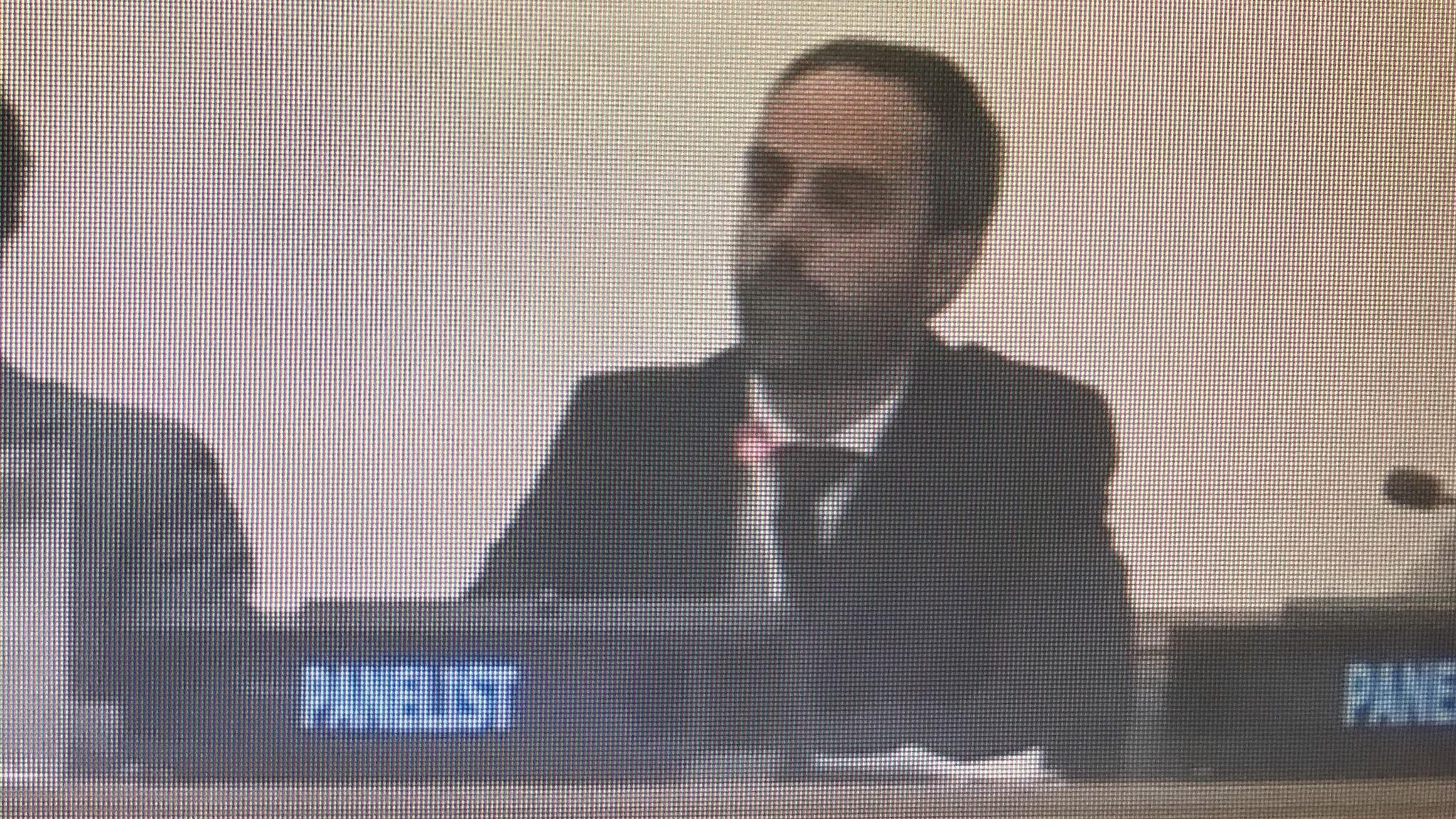 Intervention LDAC Executive Secretary as panellist at United Nations, New York May 2019